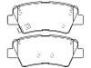 Pastillas de freno Brake Pad Set:58302-D3A00